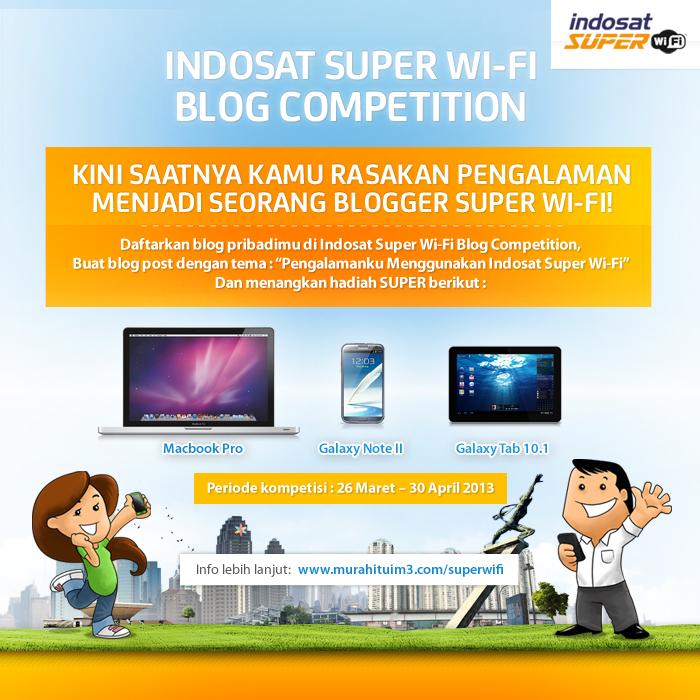Indosat Super Wifi